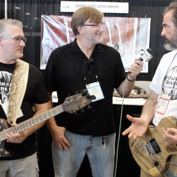 Guitars United Features BBGC at NAMM 2016