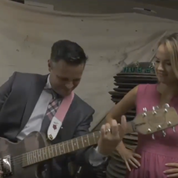 LEX 18 News Features Bourbon Barrel Guitar Company